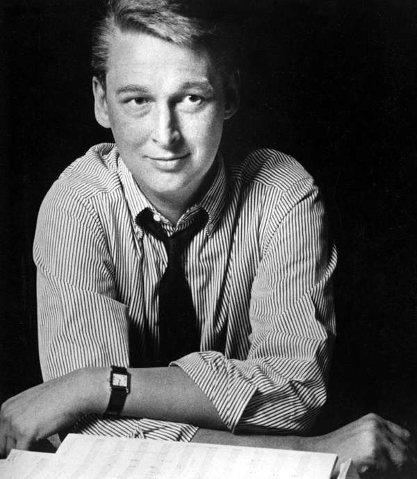 Mike Nichols, circa 1970, is the subject of