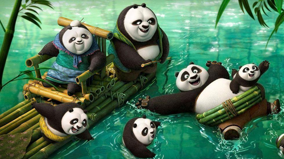 Movie4k Kung Fu Panda 3