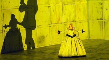 The Berlin State Opera's performance of Giuseppi Verdi's