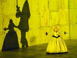 The Berlin State Opera's performance of Giuseppi Verdi's