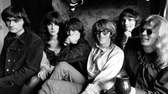 Jefferson Airplane members, in San Francisco on March