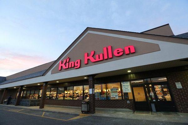 The King Kullen at 395 Fort Salonga Rd.