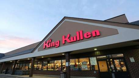 The King Kullen at 395 Fort Salonga Rd.