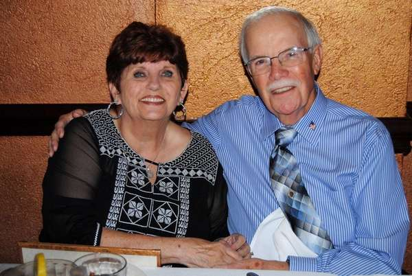 Joan and Larry Prendergast celebrated their 50th anniversary