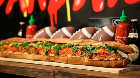 Make a budget for your Super Bowl party.