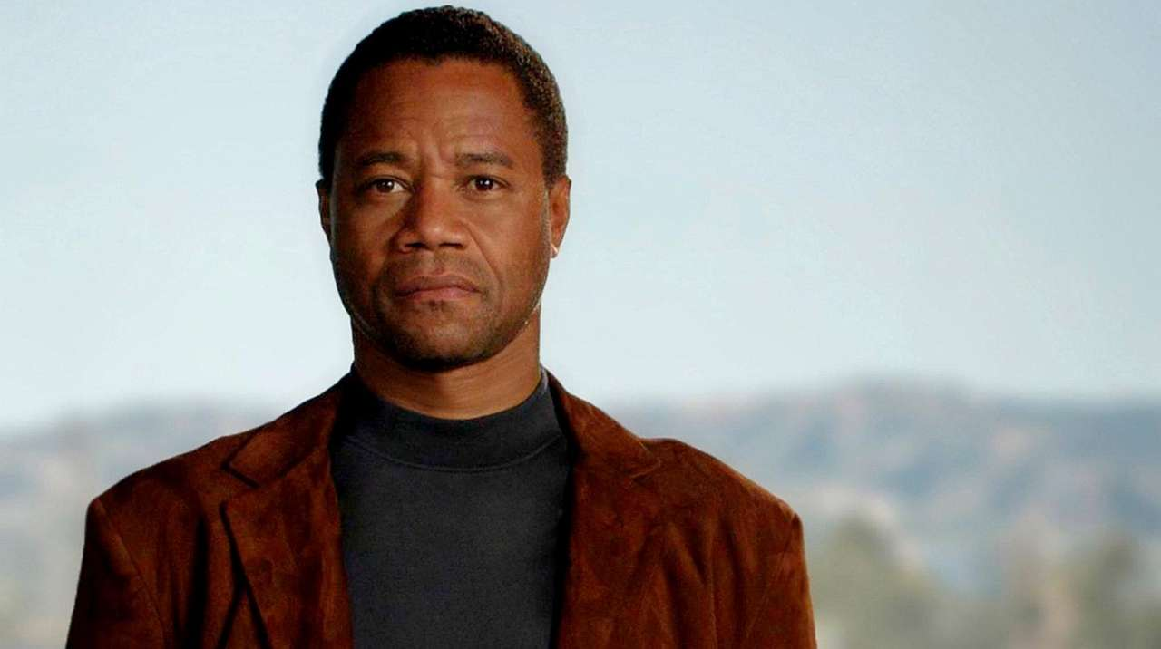 Cuba Gooding Jr. in the title role of