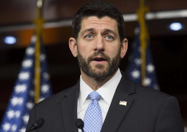 Paul Ryan grew a beard after becoming Speaker