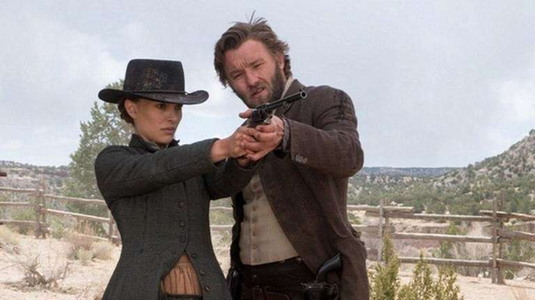 Natalie Portman aims to avenge her husband's shooting