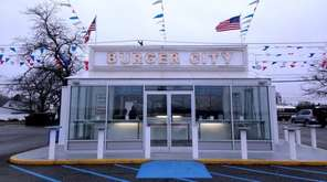 Burger City is a new burger stand in