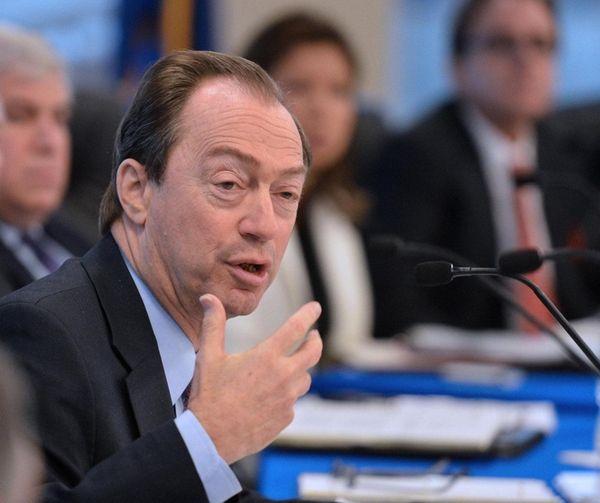 Lawrence Waldman, chairman of the Long Island Association