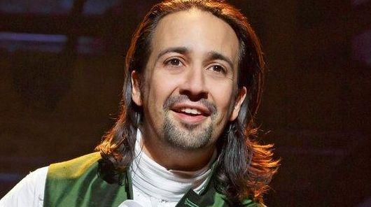 Lin-Manuel Miranda stars as Alexander Hamilton in the