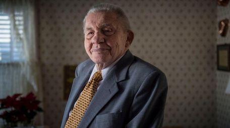 Photo of Rev. Herbert Kern at his home