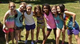 Campers put their best foot forward at North