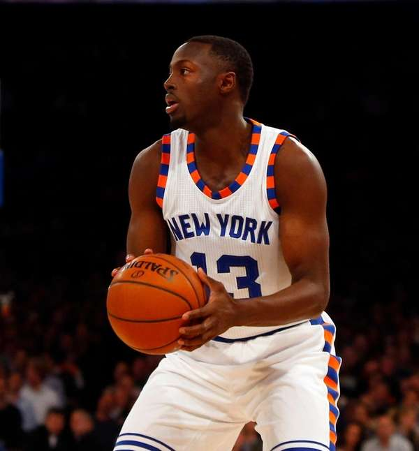Jerian Grant has been inconsistent in first season