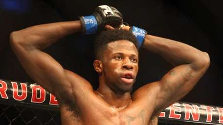 Randy Brown, from Queens, won a unanimous decision