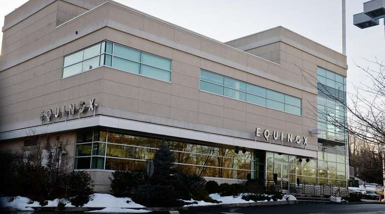 The Equinox gym on E. Shore Rd. in