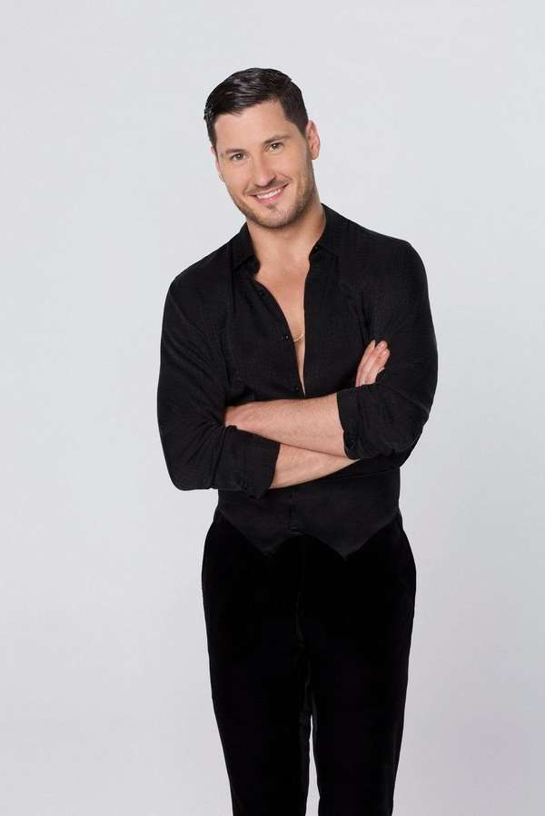 Chmerkovskiy had posted on Facebook in January a