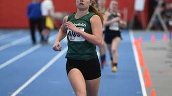 Shoreham-Wading River's Alexandra Hays wins the the 3000