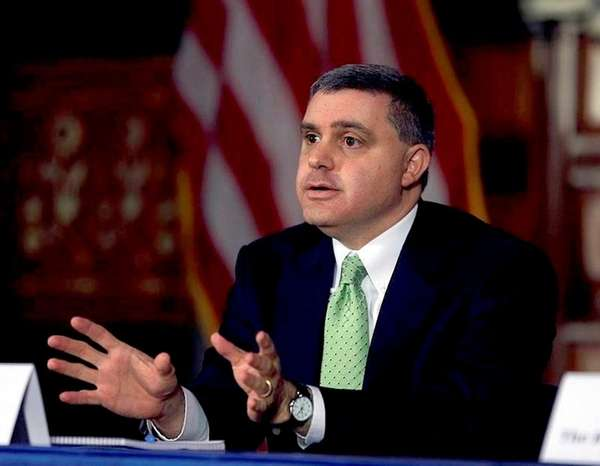 New York State AFL-CIO president Mario Cilento on