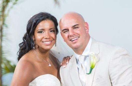 Oakdale's Jamie and Brenda Atkinson, married on June