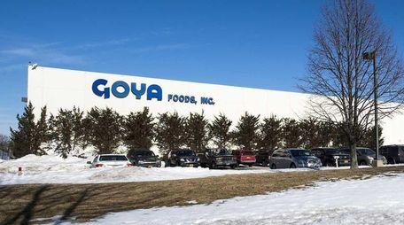 Goya Foods Inc. is one Long Island company