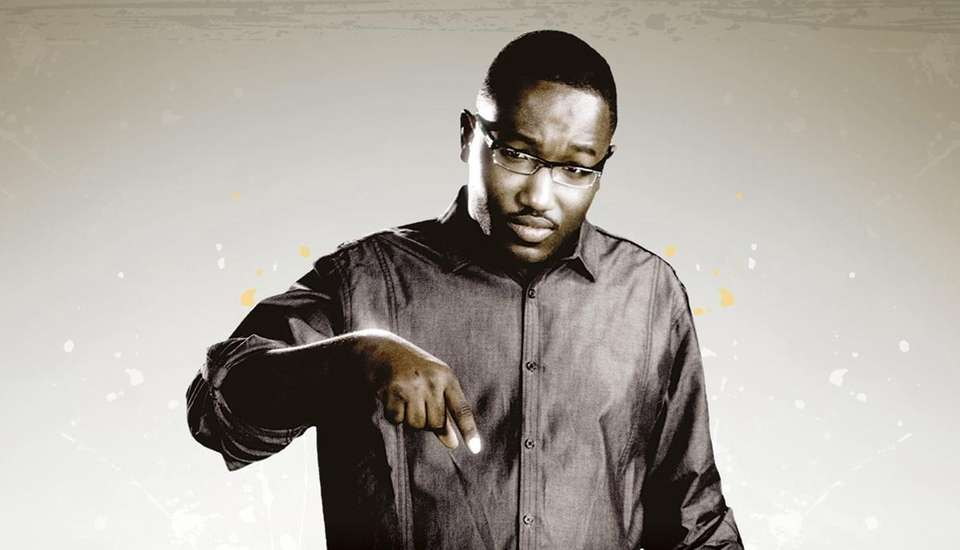 Chicago comic Hannibal Buress takes center stage in