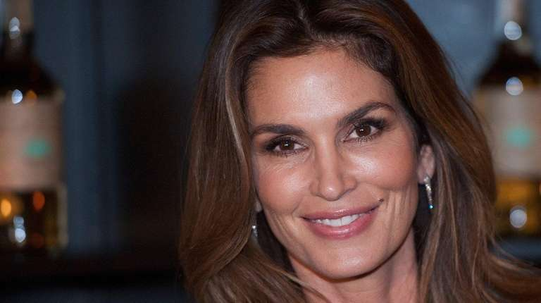 Cindy Crawford announces she is ready to
