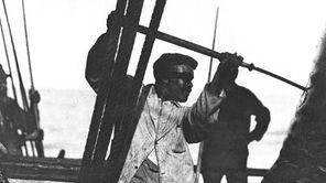 The third mate aboard the Daisy, Mr. Almeida,