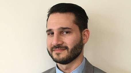 Ryan Gelb of Woodmere has been hired as