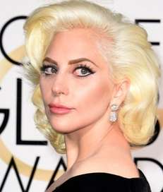Lady Gaga, who will sing the national anthem