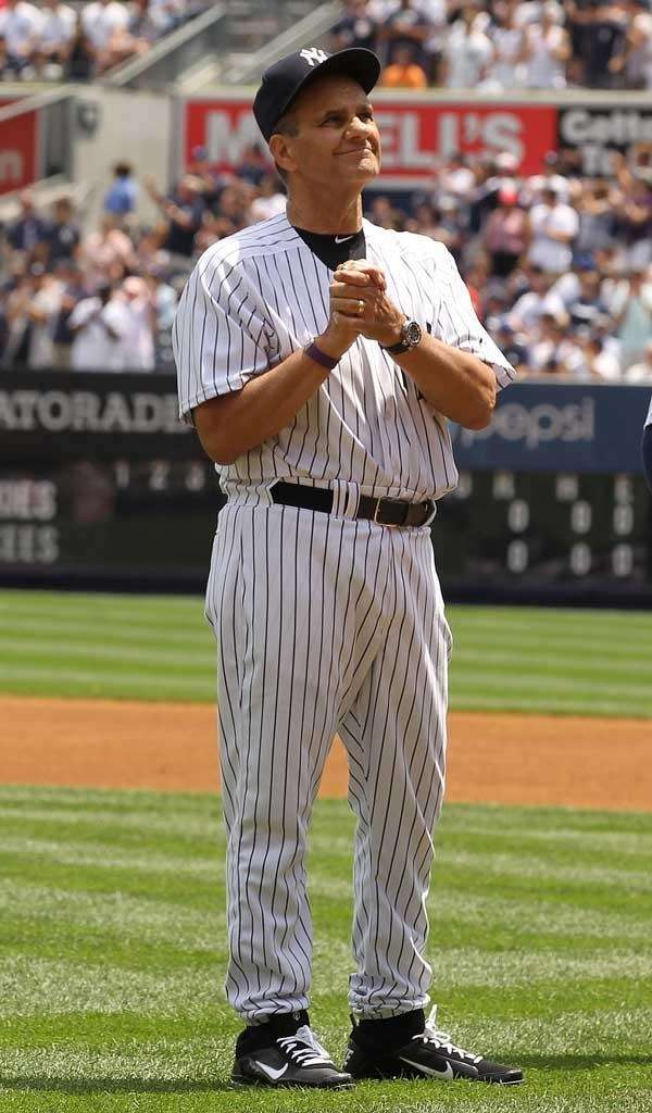 Number retired: Aug. 23, 2014 Yankee managerial record: