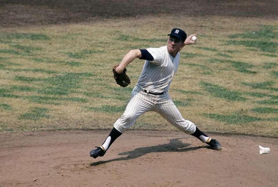 Number retired: Aug. 3, 1974 Yankees/career stats: 236-106,