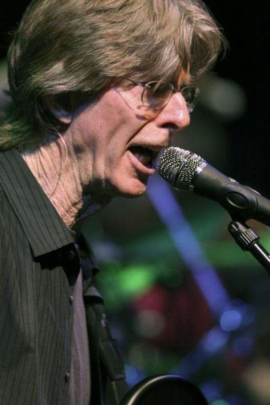 Musician Phil Lesh (and founding member of the
