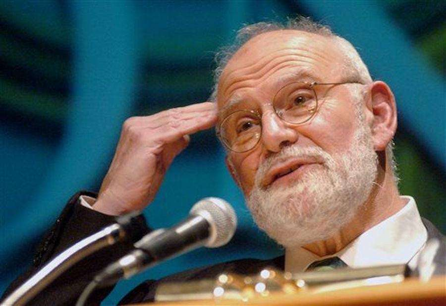 The late Oliver Sacks (1933-2015) was a neurologist