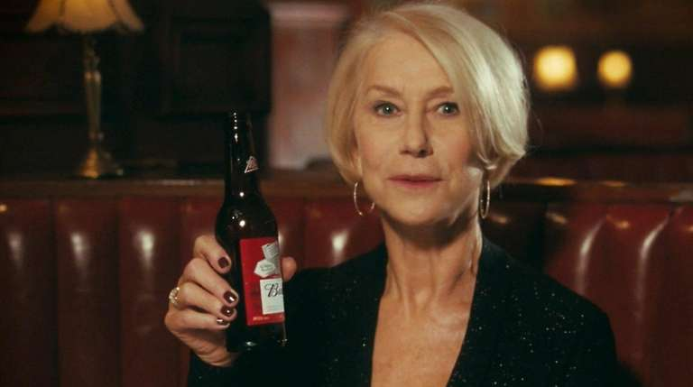Helen Mirren's Budweiser Super Bowl ad blasts drunken