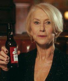 Helen Mirren's Budweiser Super Bowl ad blasts drunken