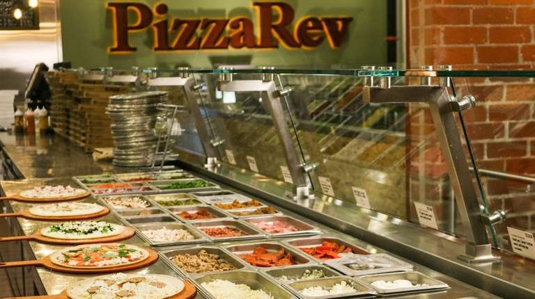 At PizzaRev, a national pizza chain whose first