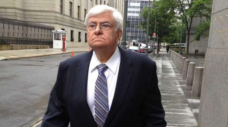 Dr. Peter Ajemian leaves federal court on May