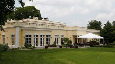The Woodlands at Woodbury banquet hall, operated by