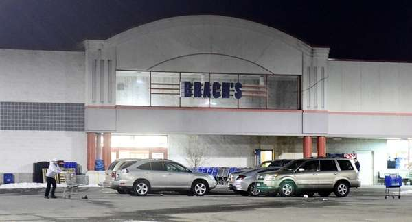 Brach's Supermarket in Lawrence, which features kosher foods,