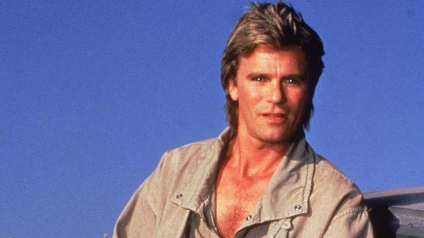 Angus MacGyver is coming back. CBS has ordered