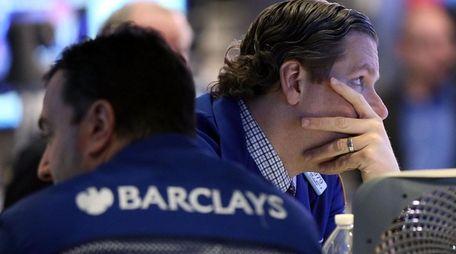 Stocks rose Wednesday, Feb. 3, 2016, as the