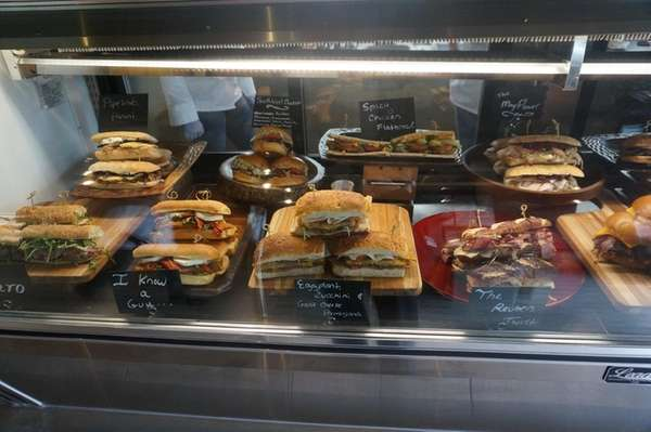 The new Artisans Eatery in Islip offers sandwiches,