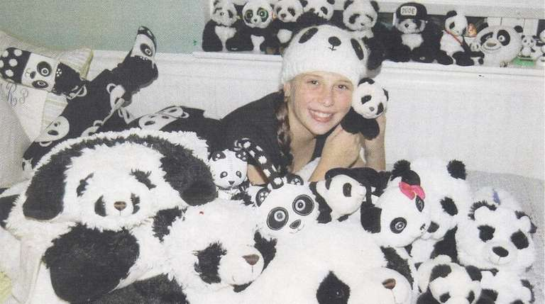 Kidsday reporter Madigan Roach has more than 100