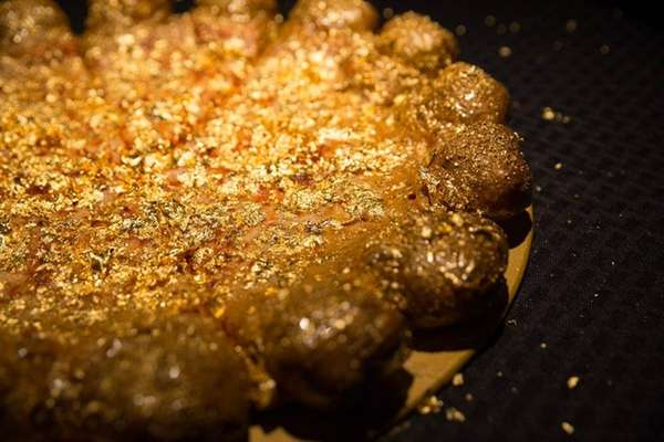 Pizza Hut is set to give away golden