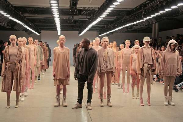 Kanye West will introduce his new album and