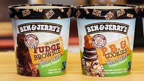 Ben & Jerry's is making vegan ice cream.