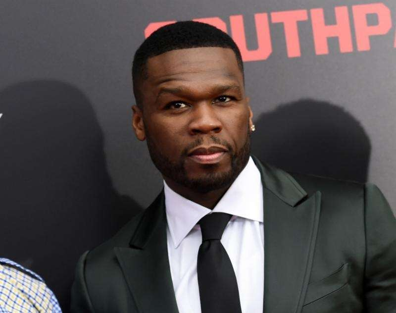Rapper 50 Cent told The Daily Beast during