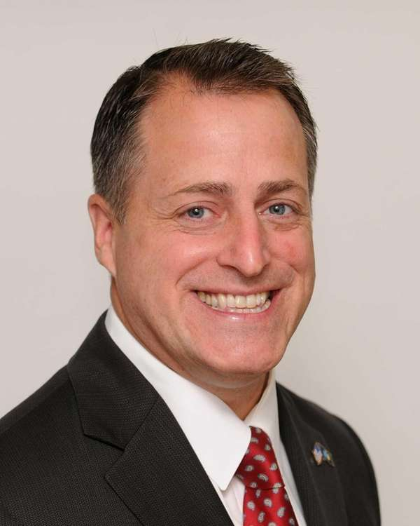 Assemblyman Brian Curran (R-Lynbrook) is seen in this