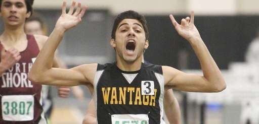 Chris Mountanos of Wantagh wins the 600-meter run